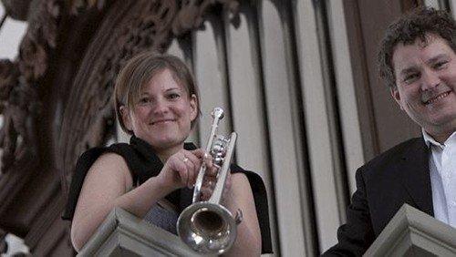 Trompet og orgel