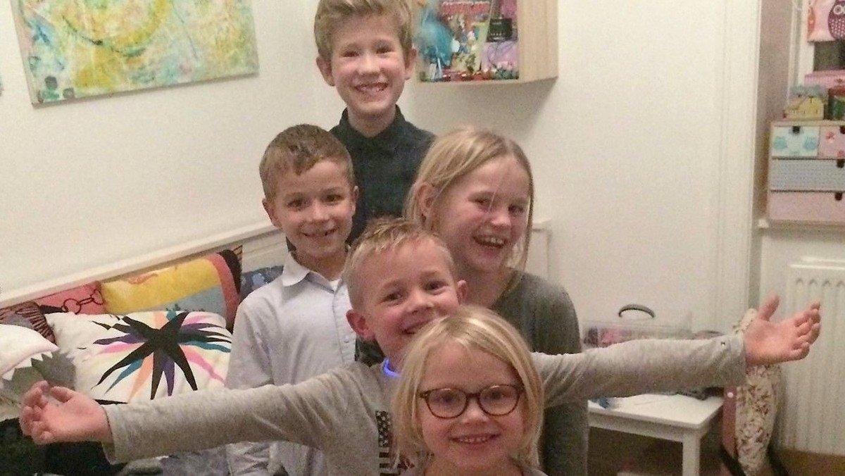 Børnekor v/Rose Marie Majlund Kent