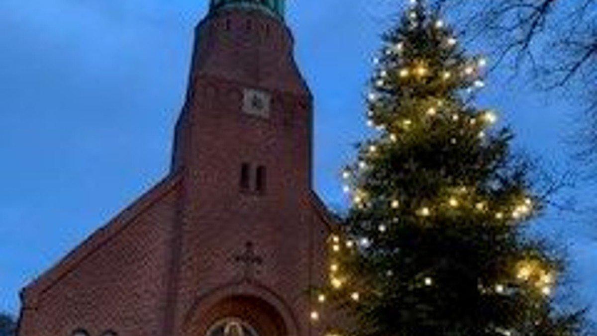 Familie julegudstjeneste i Frederiksværk Kirke