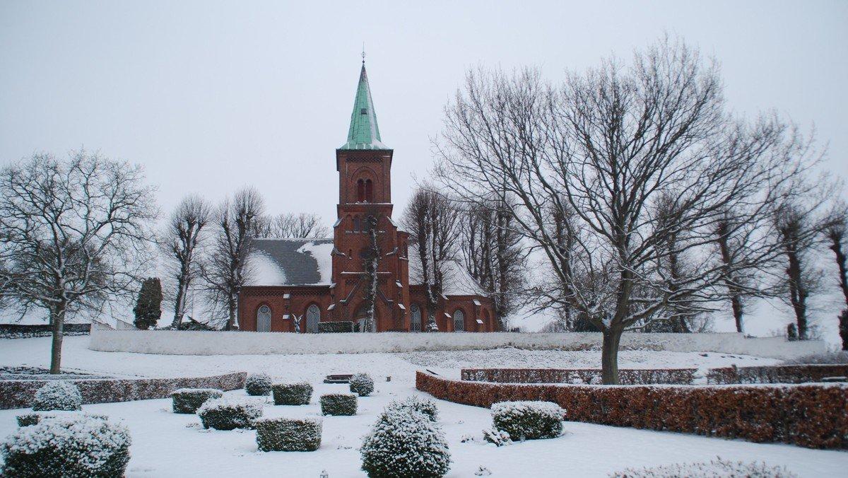 Julegudstjeneste i Vinderød Kirke
