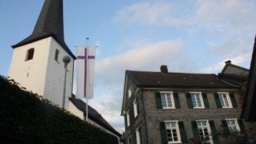 Reformationsgottesdienst mit Pfarrer Jung
