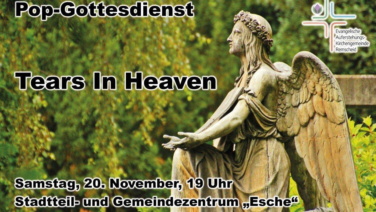 """Pop-Gottesdienst """"Tears In Heaven"""""""