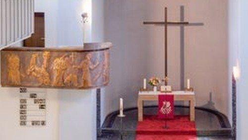 Regionaler Gottesdienst in St. Paul