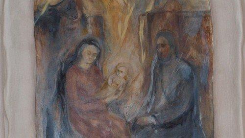 Juledagsgudstjeneste v /Jens Kaltoft