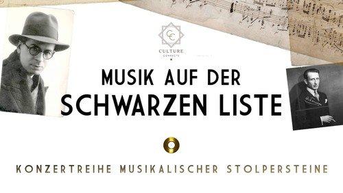 Musik auf der Schwarzen Liste – Musikalische Stolpersteine