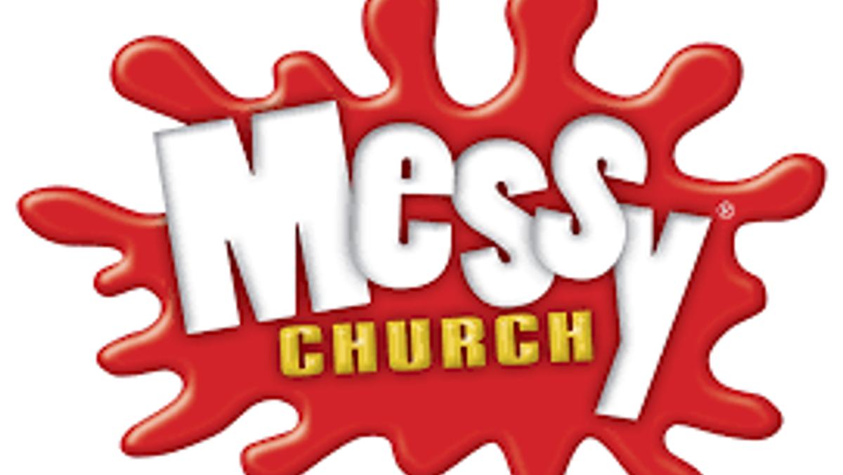 Messy Sheep! Messy Church October