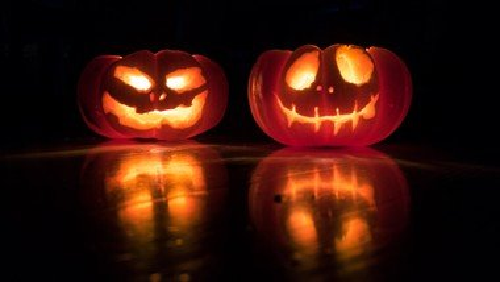 Halloween - ulvetimegudstjeneste