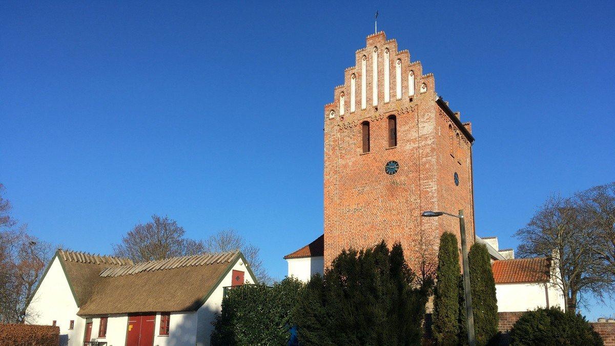 Gudstjeneste i Torup kirke - 2. søndag i advent