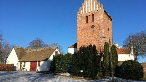 Gudstjeneste i Torup kirke - 3. søndag i advent