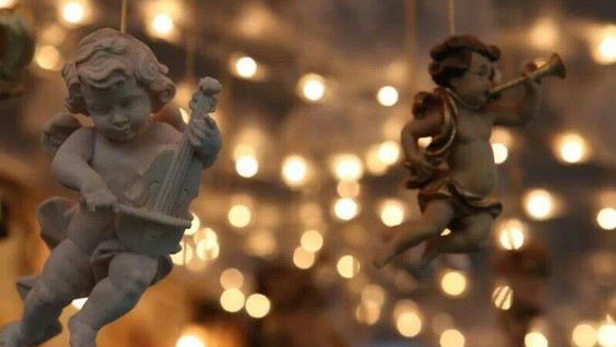 Julegudstjeneste i Ganløse Kirke v. Christian Gottlieb