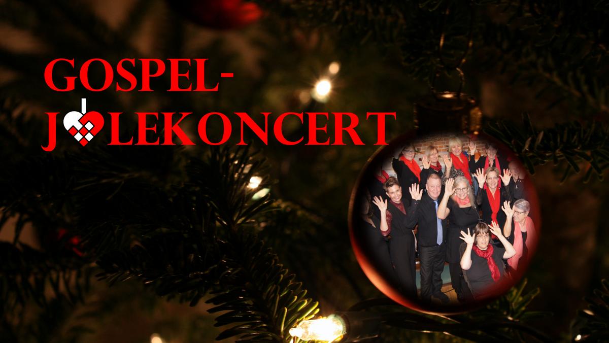 Julekoncert med Ullerød Gospelkor