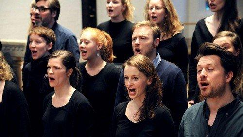 Jul på Vesterbro - koncert med Koret Paradox