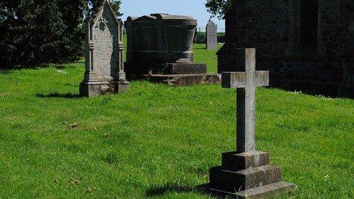 Andacht zum Ewigkeitssonntag  auf dem Friedhof Heiligensee