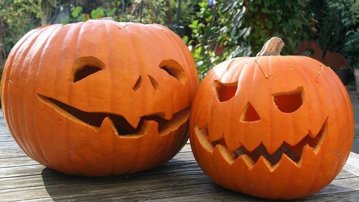 Halloween i Frederiksholm kirke