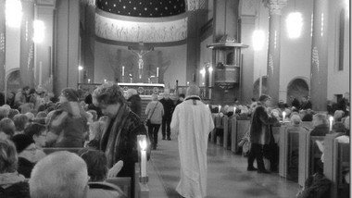 Økumenisk kirkevandring