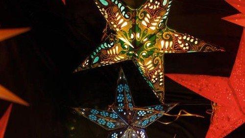 Advents- und Weihnachtsschmuckbasteln für Vor- und Grundschulkinder