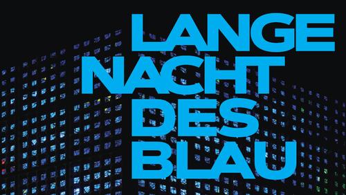 Lange Nacht des Blau: Licht, Wort und Klang in der Kaiser-Wilhelm-Gedächtnis-Kirche
