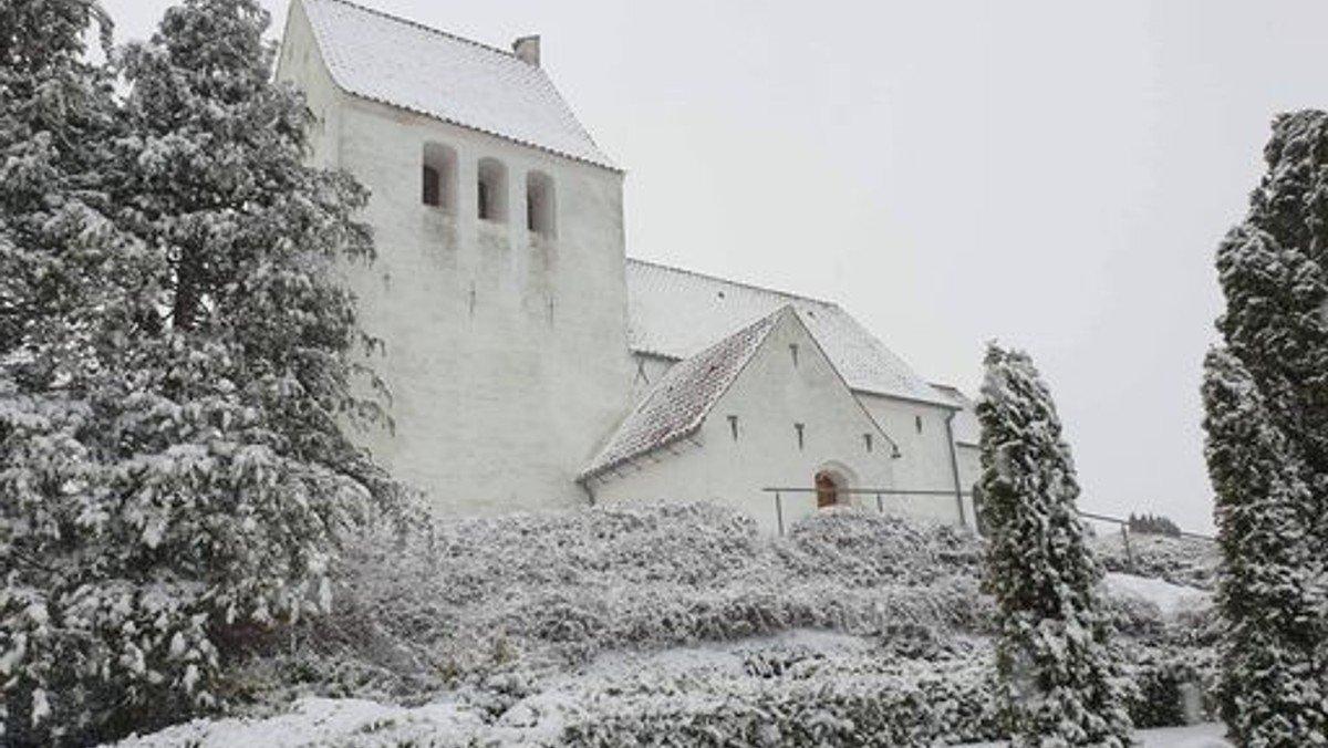 2. Juledag i Sdr. Asmindrup Kirke v. Sophie Juel