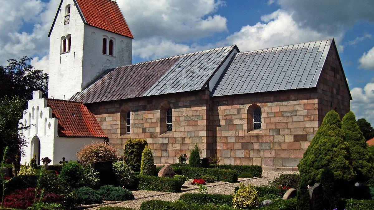 Højmesse i Rødding Kirke