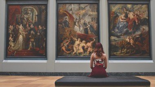 Christliche Bildbetrachtung in der Gemäldegalerie - mit den Frohnauer Frauen