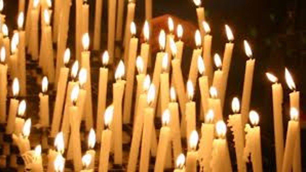 Allehelgen gudstjeneste i  Tjæreby kirke d. 7. nov. kl. 16.00