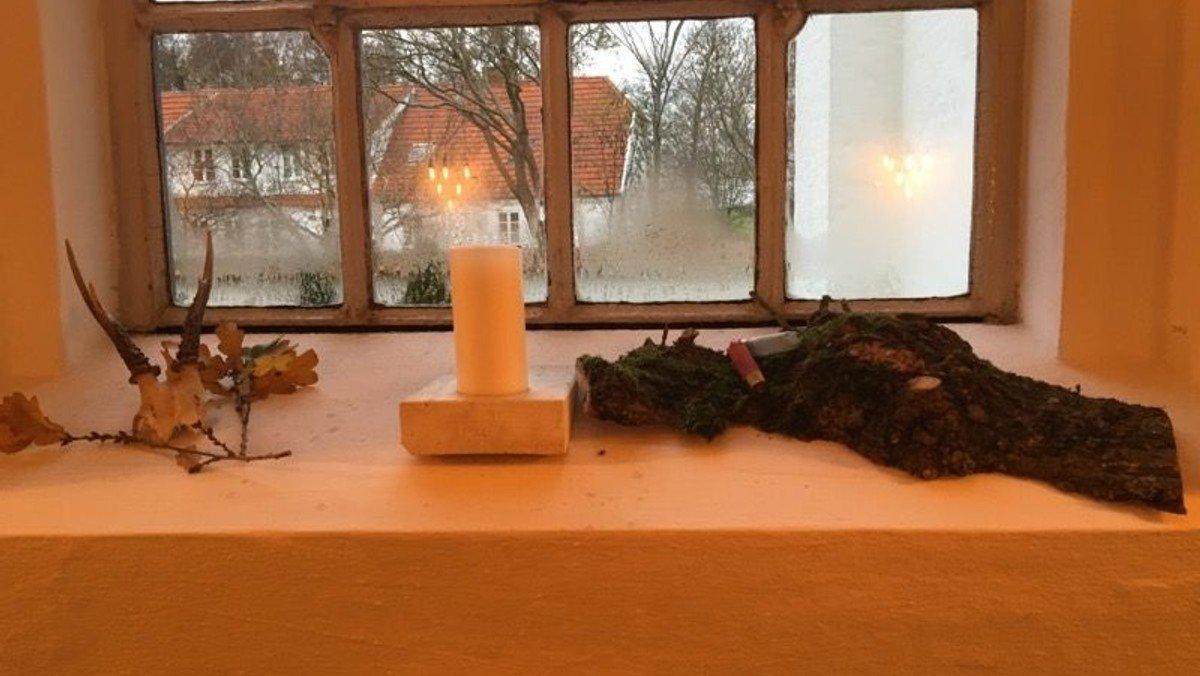 Jagtgudstjeneste i Venslev kirke d. 14.11 kl. 17.00