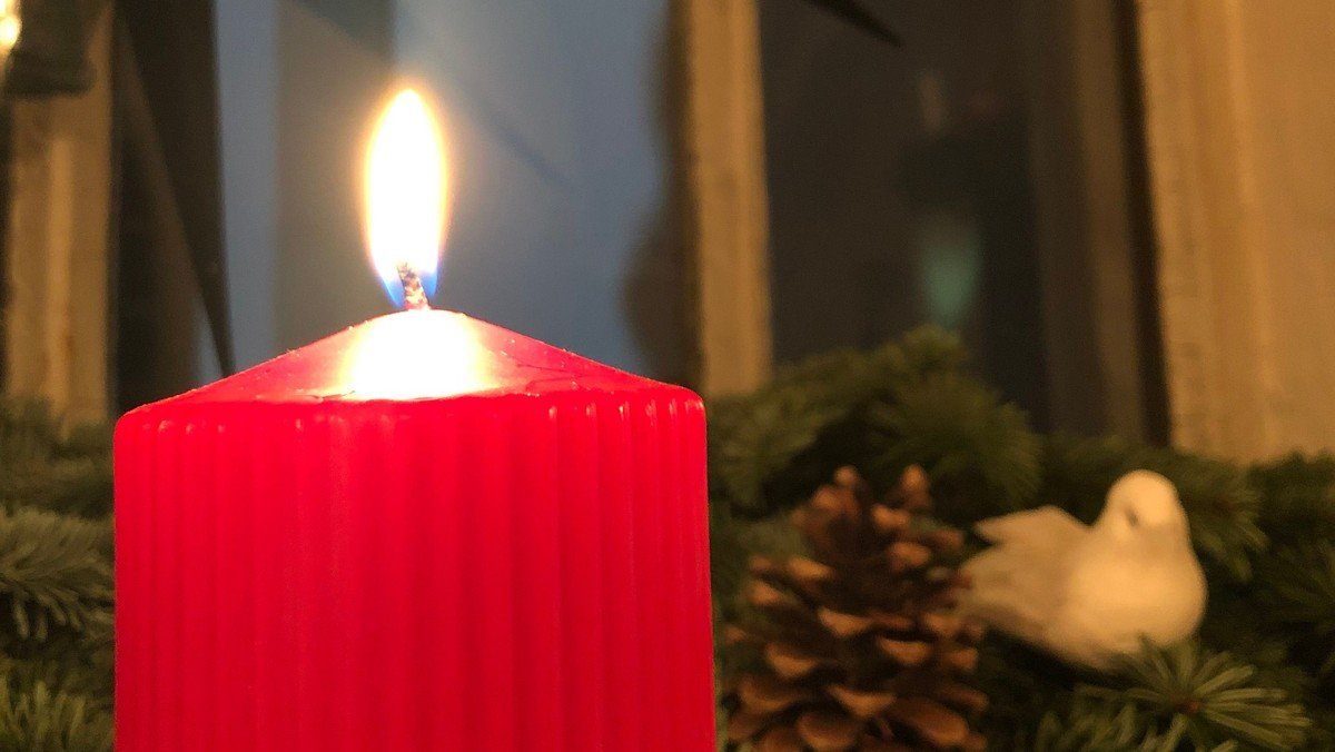 3. advent gudstjeneste i Venslev kirke d. 12.12 kl. 10.30