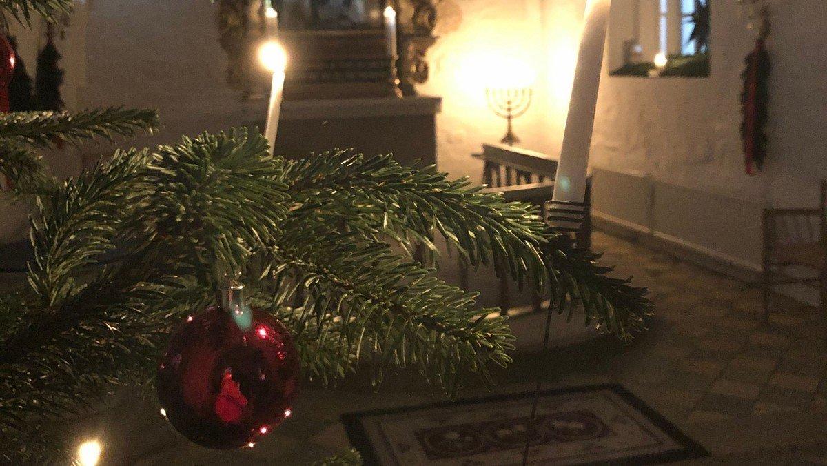 Julegudstjeneste i Venslev kirke d. 24.12 kl. 15.15
