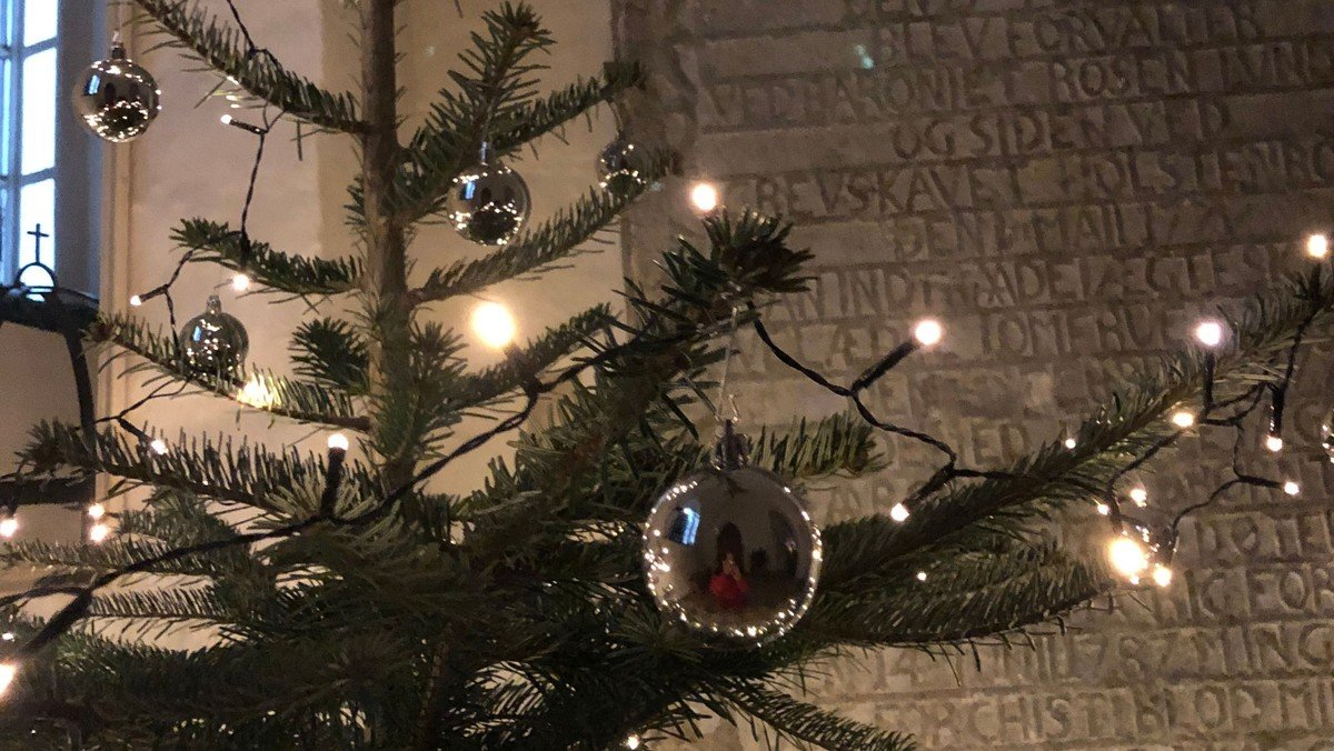 2. Juledagsgudstjeneste i Venslev kirke d. 26.12 kl. 10.30