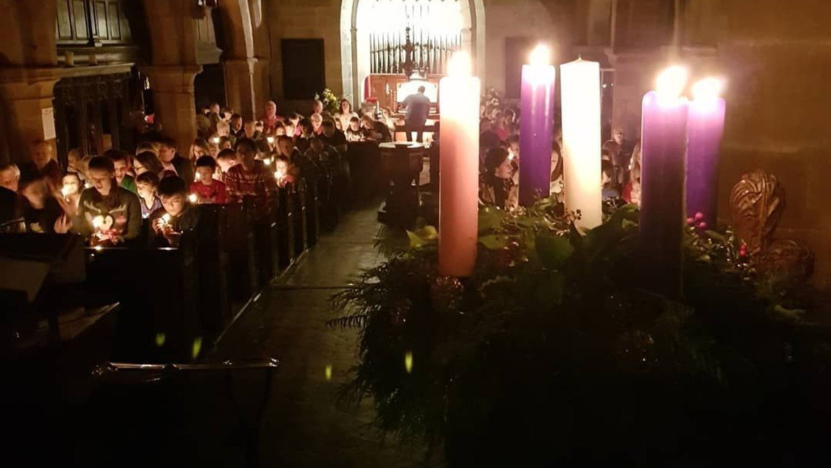 Christingle (Ticketed event - free)