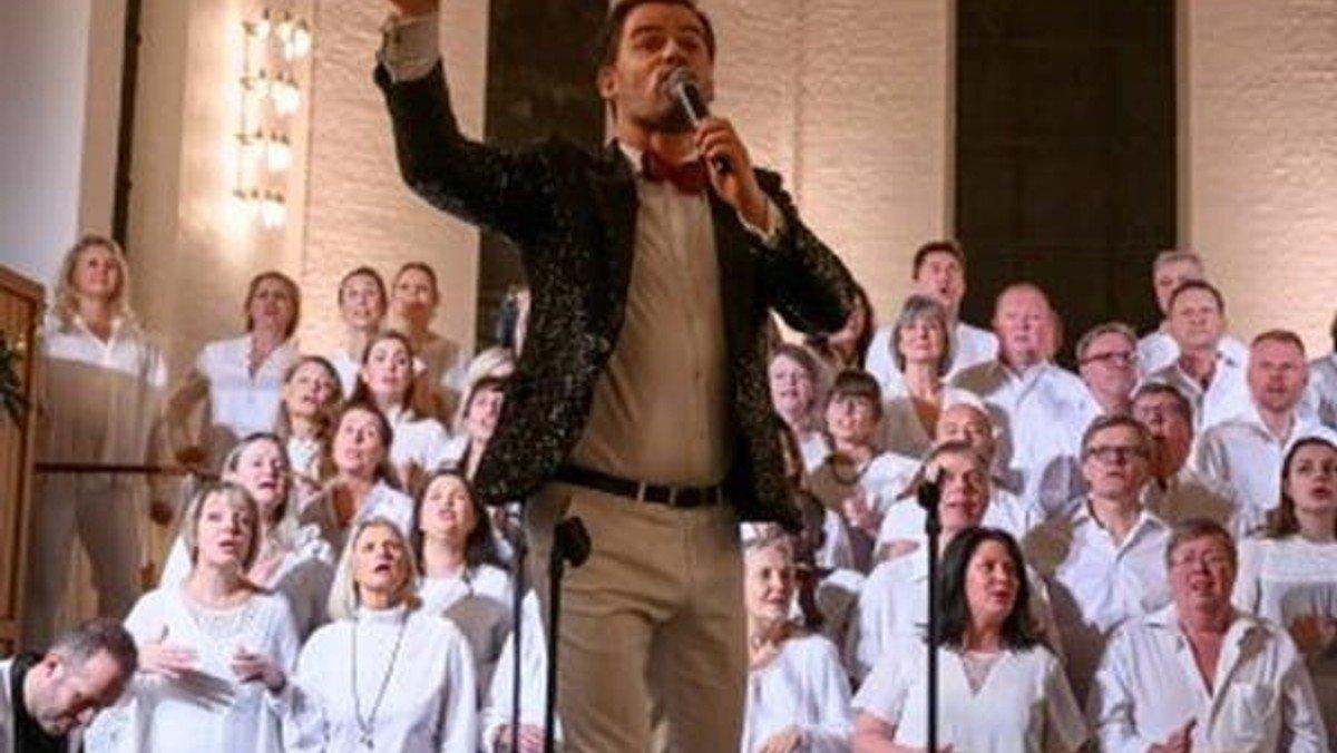 Julekoncert med Gentofte Gospel Choir