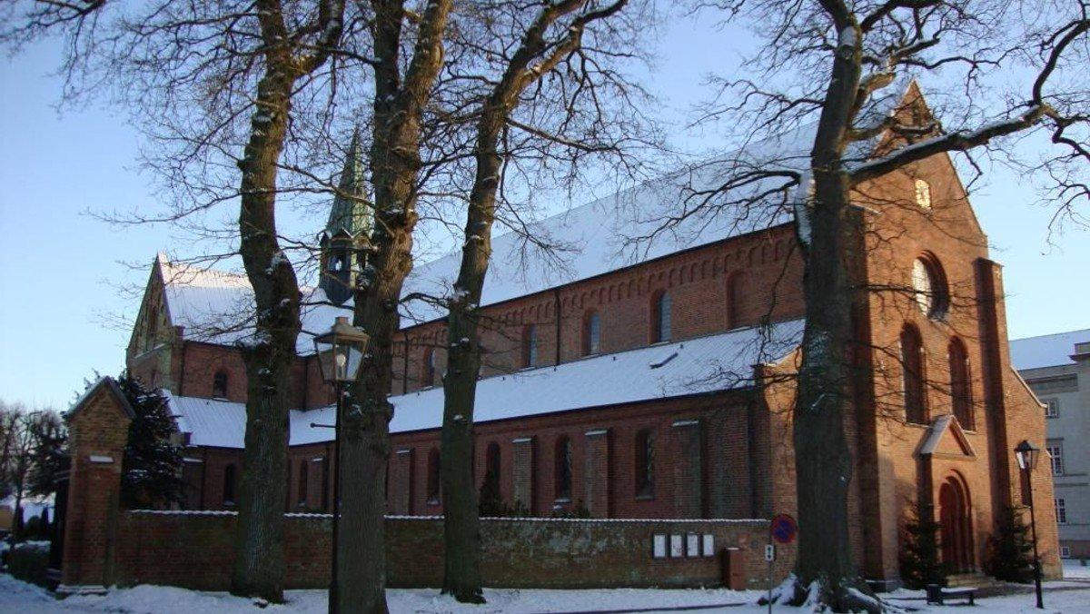 Højmesse ved Kristian Østergaard