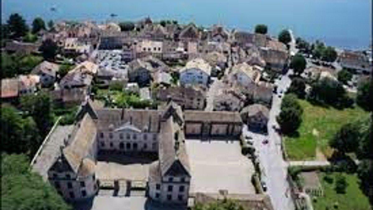 Treffpunkt Gemeinde - Schlossbesichtigung in Coppet