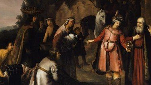 24.  søndag efter trinitatis – Matthæus 9,18-26