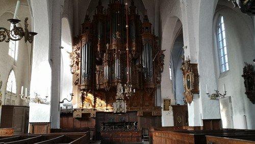 Kirchenführung mit Pastor Thomas Baltrock