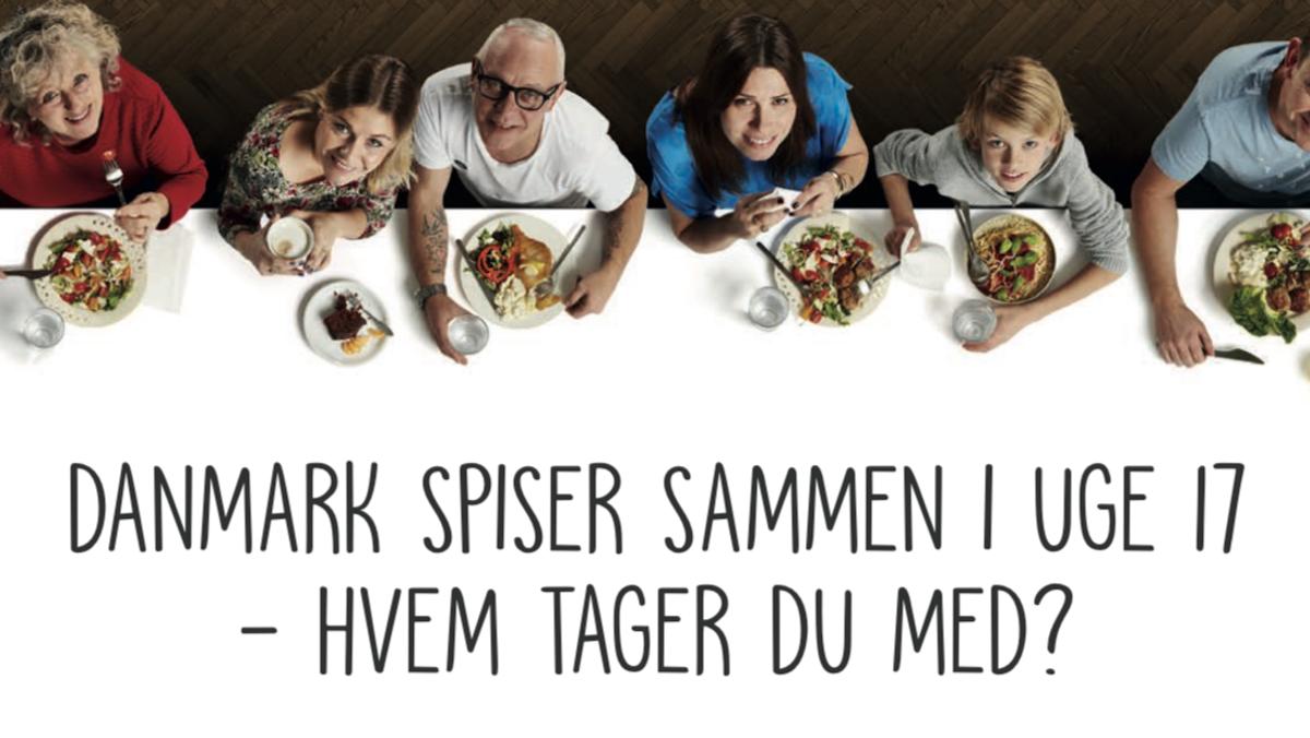 Danmark spiser sammen