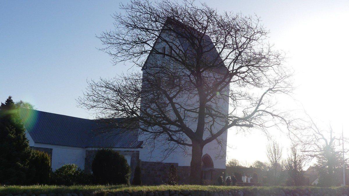Andagt, Hvidbjerg Kirke