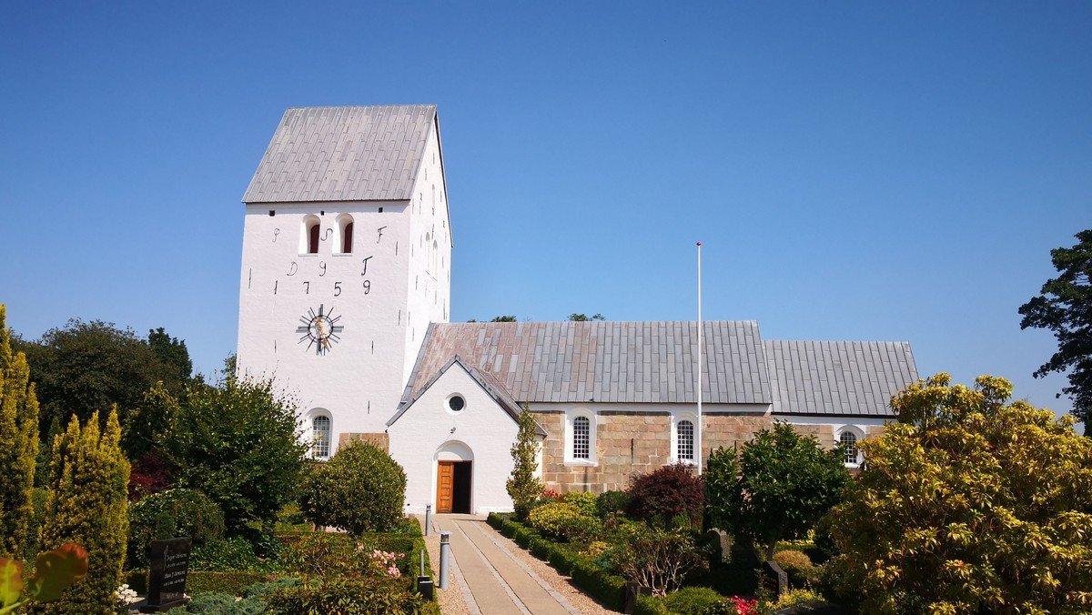 Stillegudstjeneste i Hellevad Kirke