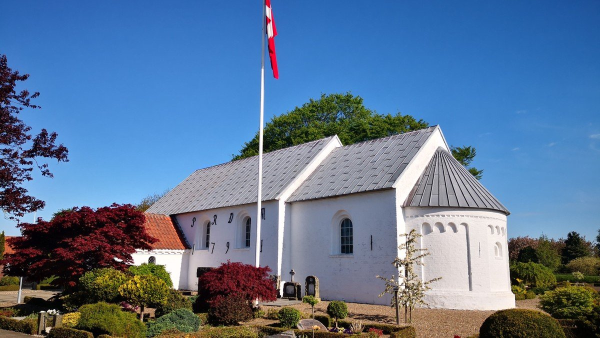 Stillegudstjeneste i Ørum Kirke