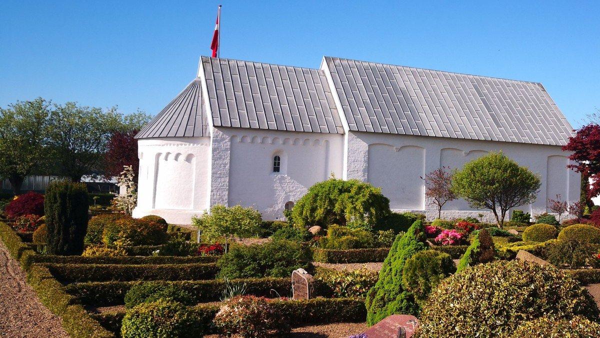 Aftengudstjeneste på Skærtorsdag i Ørum Kirke