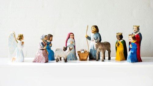 Julegudstjeneste for børnehaven Krongården