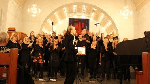 Koncert med Virum Kirkes Gospelkor
