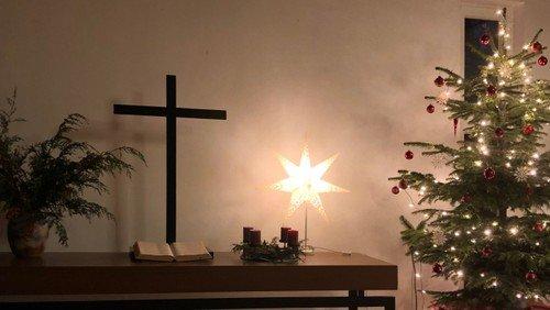 Gottesdienst m. Krippenspiel am Heiligabend