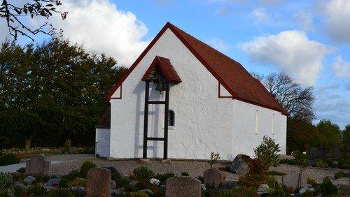 Alle Helgen Gudstjeneste i Louns Kirke