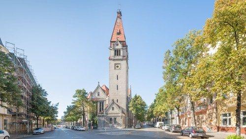 Tauf-Gottesdienst in der Philipp-Melanchthon-Kirche