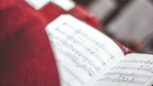 Weihnachtsoratorium (und anderes) zum Mitsingen