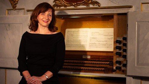 Orgelmusik bei Kerzenschein