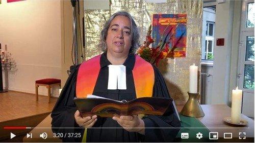 Digitaler Gottesdienst zum Neujahr