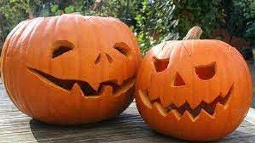 Halloween Gudstjeneste v/Lizet Wendt