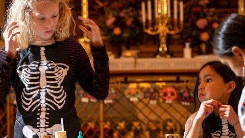 Halloween - allehelgen for børn i Kristkirken